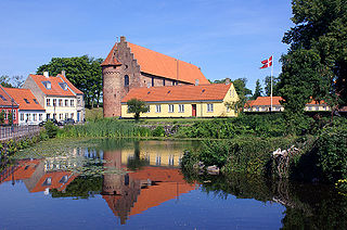 Nyborg Place in Southern Denmark, Denmark
