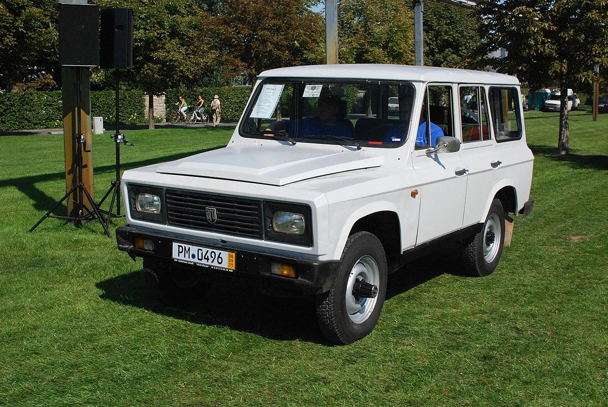 4X4 Off Road >> ARO 24 – Wikipedia, wolna encyklopedia