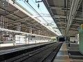 Odakyu-Nagayama Station Platform 02.jpg