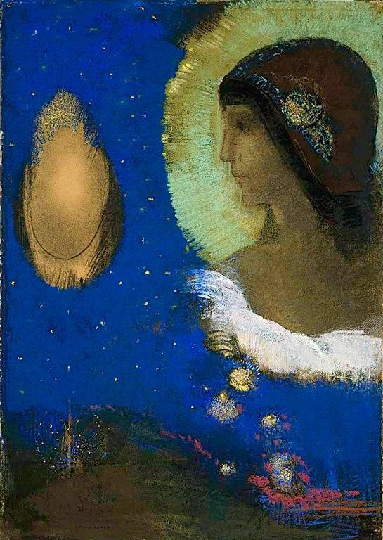 Odilon Redon - Sita