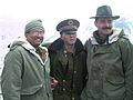 Officers at Nathu La.JPG