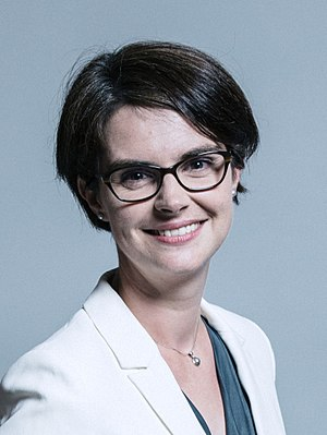 Chloe Smith - Image: Official portrait of Chloe Smith crop 2