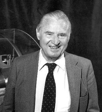 Turbojet - Hans von Ohain