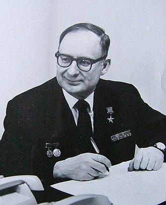 Dmitry Okhotsimsky - Image: Okhotsimsky, Dmitrii Evgenievich