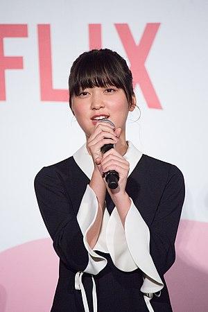 Ahn Seo-hyun - Image: Okja Japan Premiere Ahn Seo hyun (38527204926)