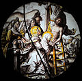 Olanda, vetrata con deposizione dalla croce, 1520 ca.JPG