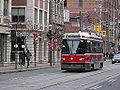 Old CLRV Streetcar on King, 2014 12 06 (1) (15936841776).jpg