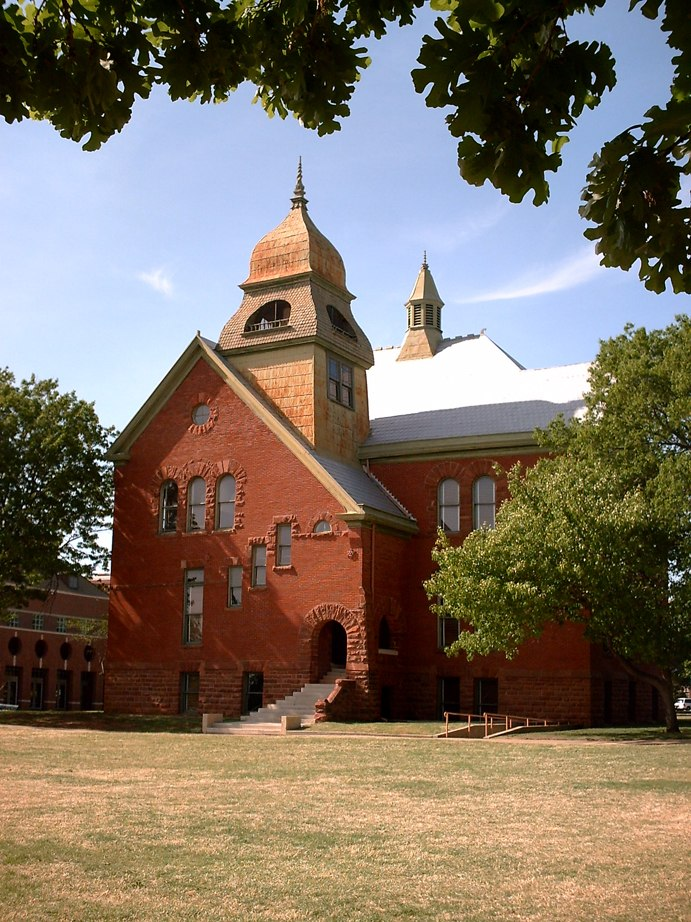 Old Central - Oklahoma State University