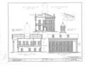 Old Knox County Courthouse, Main Street, Knoxville, Knox County, IL HABS ILL,48-KNOV,1- (sheet 2 of 9).png
