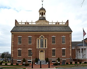 Old State House, Dover, March 2013.jpg