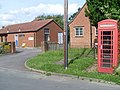 Old and New Telephone Exchanges, Upper Basildon - geograph.org.uk - 1560692.jpg