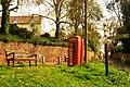 Old phone box, West Monkton (2021).JPG