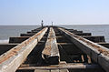 Old railway jetty at Landguard Point - geograph.org.uk - 982614.jpg