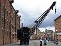 Old steam crane, Gloucester Docks - geograph.org.uk - 880301.jpg