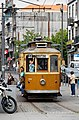 Old tourist tram in Porto 02.jpg