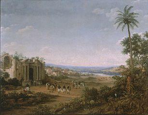 Ruins of Sé of Olinda