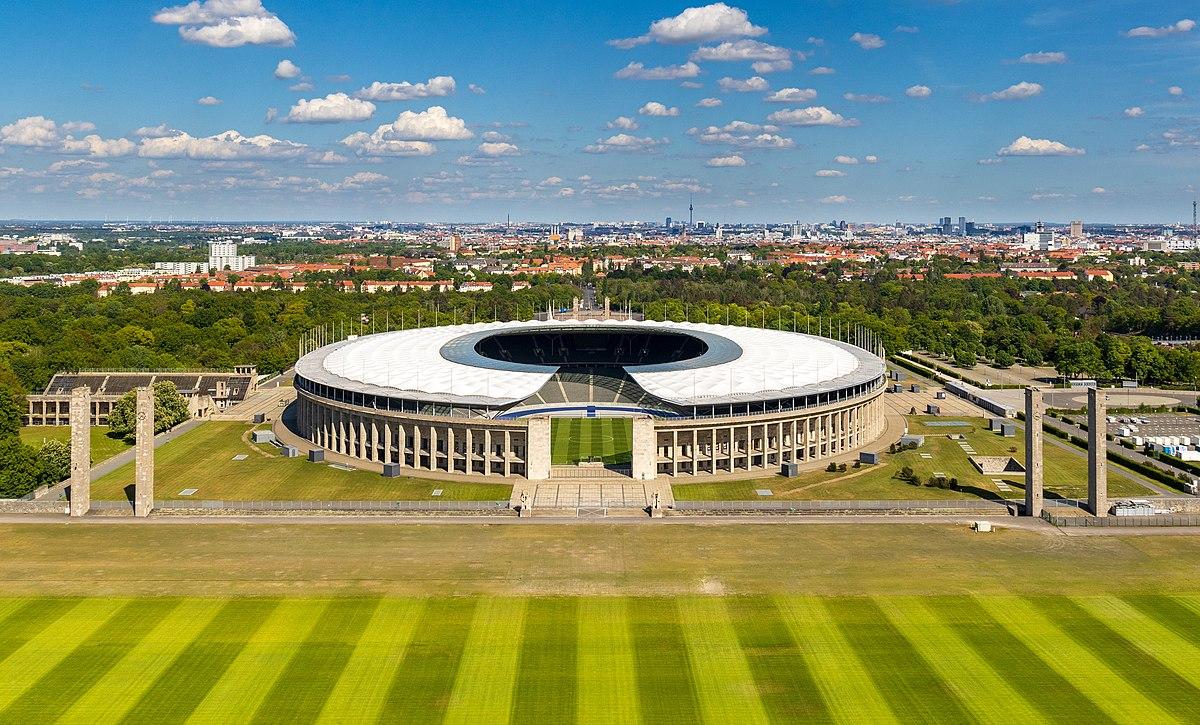 Olympiastadion Berlin Kapazität