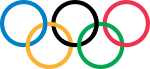Olympic rings without rims.svg