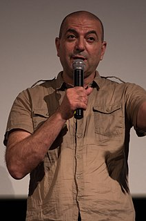Hany Abu-Assad Palestinian film director (born 1961)