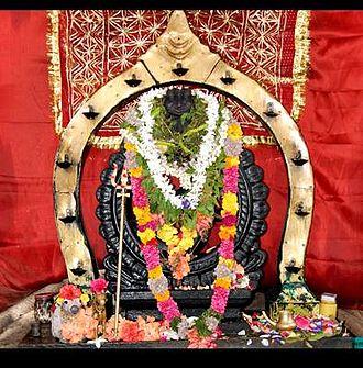 Padanilam Parabrahma Temple - Image: Omkaram