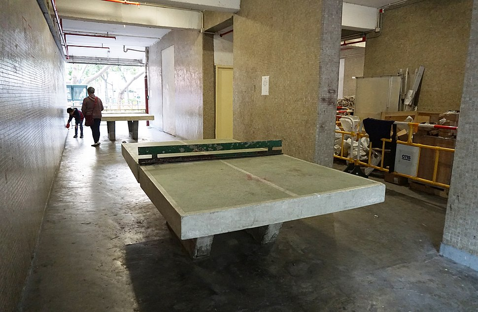 On Ting Estate Table Tennis Zone