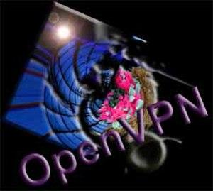 OpenVPN - The OpenVPN community logo around 2005