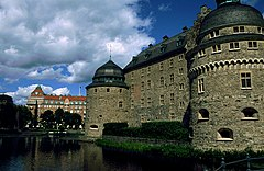 Örebro Castle May 2004