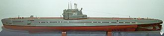 Whiskey-class submarine - Image: Orzel typu Whiskey