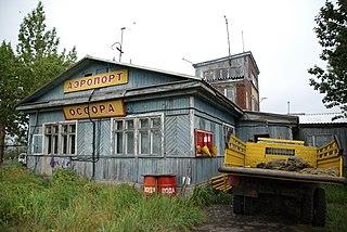 Ossora Selo in Kamchatka Krai, Russia
