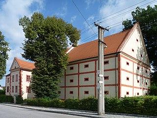 Ostrolovský Újezd Municipality in South Bohemian, Czech Republic