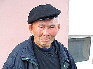 Khanty - Khanty man in Tomsk, 2006.