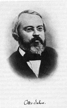 Otto Jahn in Bonn (um 1860) (Quelle: Wikimedia)