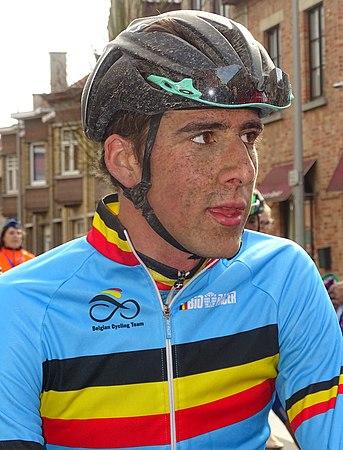 Oudenaarde - Ronde van Vlaanderen Beloften, 11 april 2015 (D05).JPG