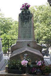 Tomb of Georges Bizet
