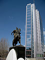 Përmendorja e Skënderbeut në Prishtinë.jpg