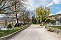 Pörtschach Johannes-Brahms-Promenade Blumenstrand 11042020 8704.jpg