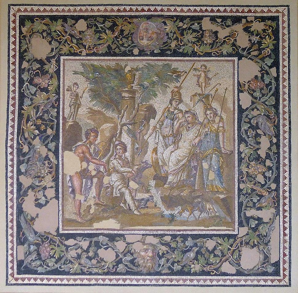 P1170845 Louvre jugement de Pâris Ma3443 rwk