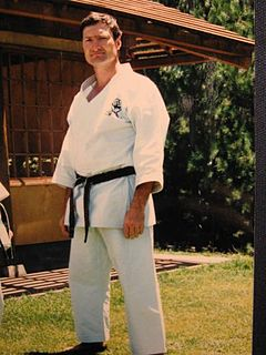 Paul Starling Australian karateka