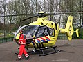 PH-MAA ANWB Medical Air Assistance Eurocopter EC135 at Hoofddorp pic22.JPG