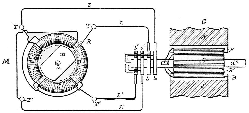 fil psm v43 d757 diagram of the tesla motor connections jpg