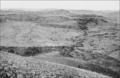 PSM V82 D477 Panorama of lava waste on edge of new mexican desert.png