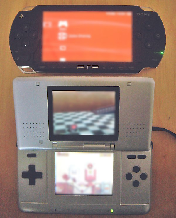 PSP and DS