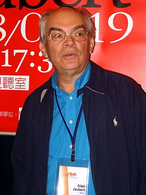 Alain Jaubert - Alain Jaubert in 2008