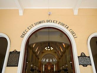 Paco Church - Image: Paco Dilao Churchjf 9983 10