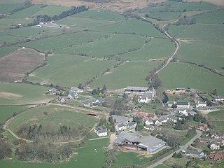 Painscastle Castle