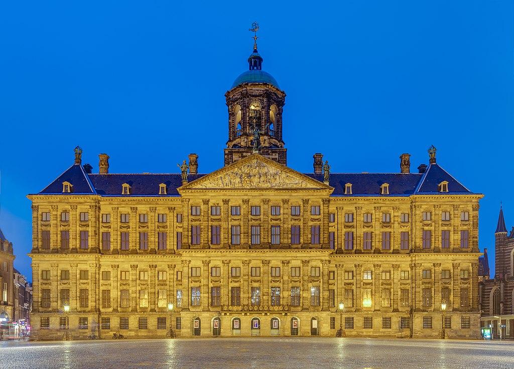 Palacio Real, Ámsterdam, Países Bajos, 2016-05-30, DD 07-09 HDR