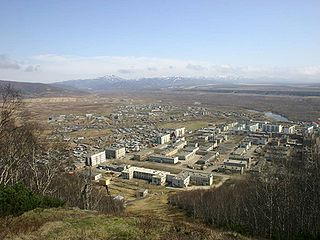 Palana, Russia Urban-type settlement in Kamchatka Krai, Russia