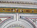 Palazzo di sforza almeni, sala con affreschi, grottesche 03.JPG