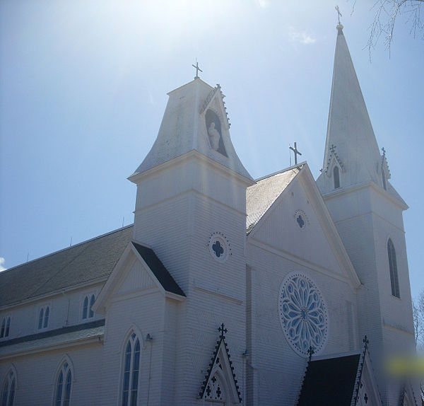 13 Foxley St: Roman Catholic Church In Prince Edward Island
