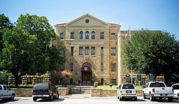 Palo pinto courthouse